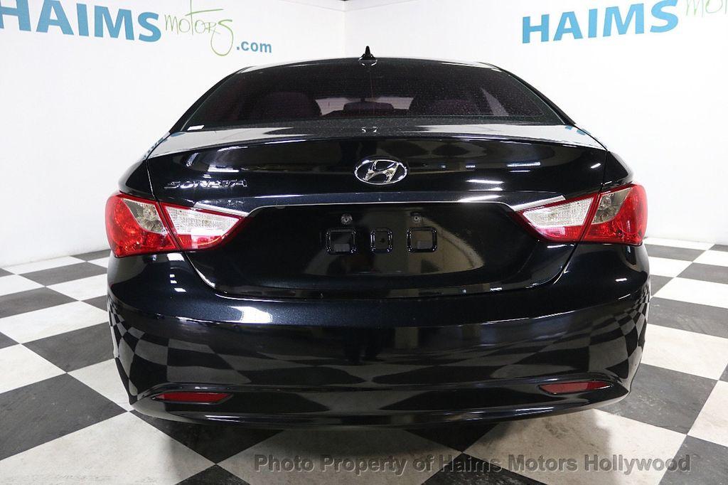 2012 Hyundai Sonata GLS - 17843921 - 5