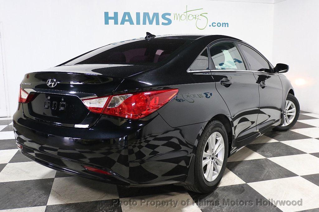 2012 Hyundai Sonata GLS - 17843921 - 6