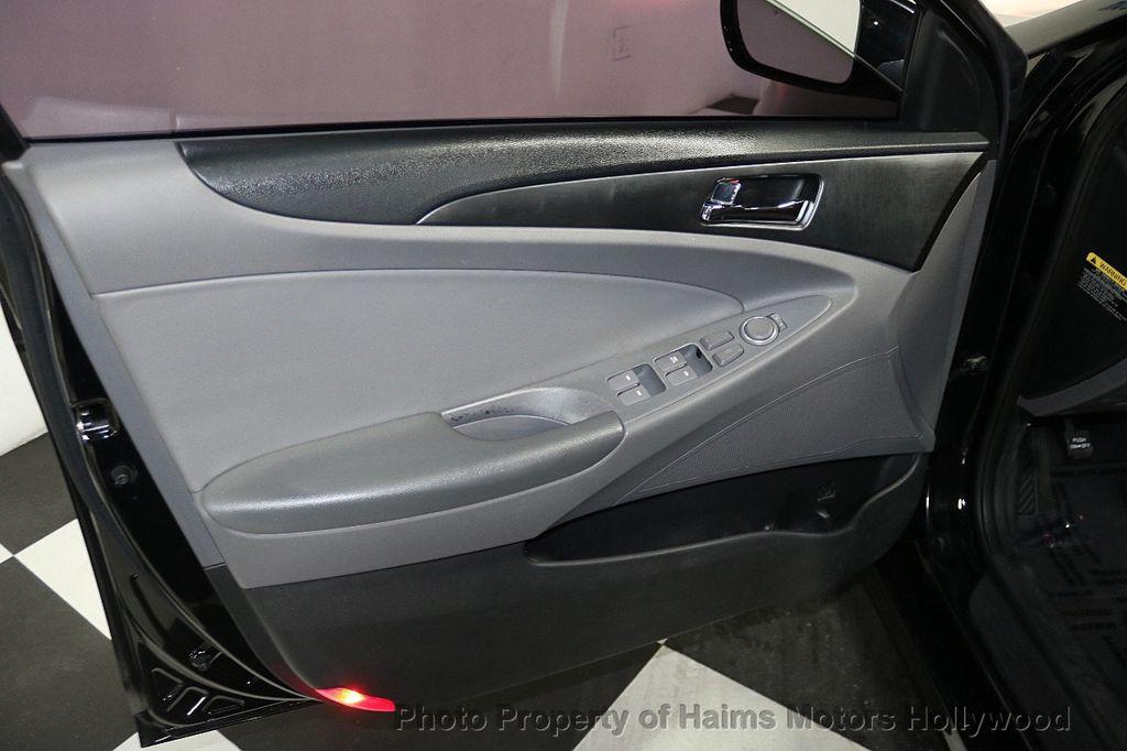 2012 Hyundai Sonata GLS - 17843921 - 8