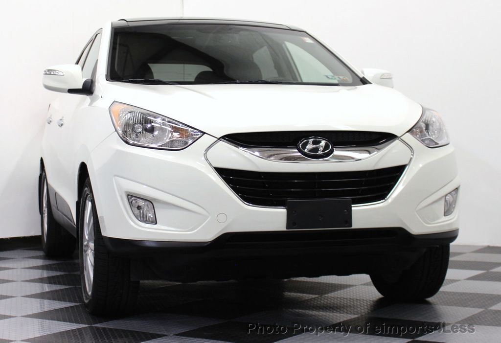 2012 used hyundai tucson certified tucson limited awd camera navigation at eimports4less. Black Bedroom Furniture Sets. Home Design Ideas