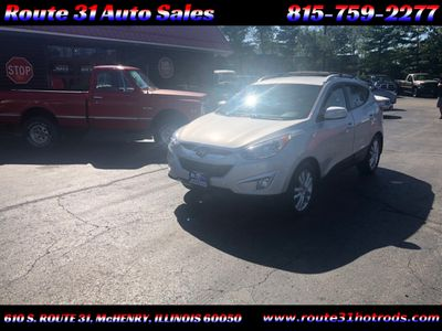 2012 Hyundai Tucson FWD 4dr Automatic Limited - Click to see full-size photo viewer