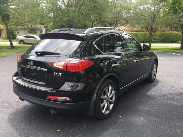 2012 INFINITI EX35 RWD 4dr Journey - Click to see full-size photo viewer