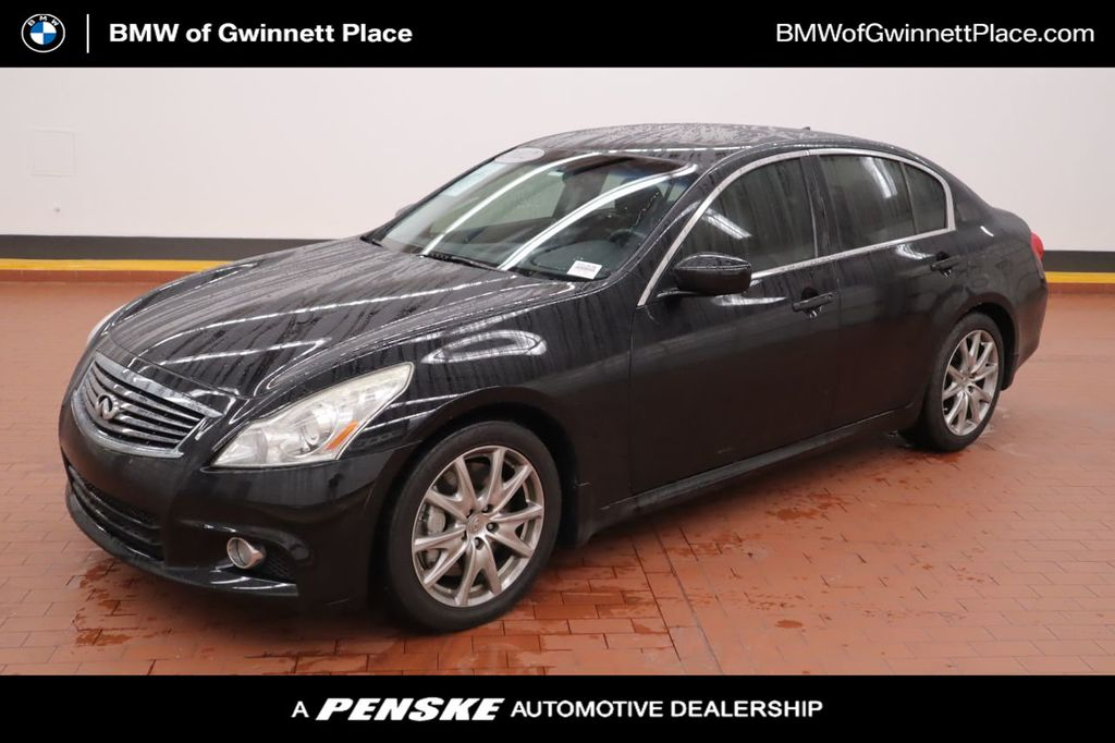 Used 2012 Infiniti G37 Journey For Sale In Duluth Georgia P41363b Penskecars Com