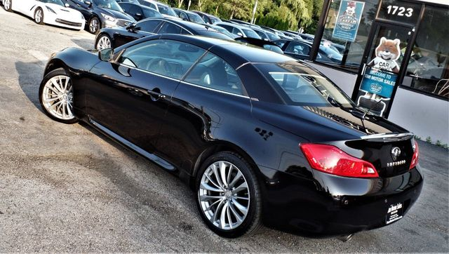 2012 INFINITI G37 Convertible 2dr - Click to see full-size photo viewer