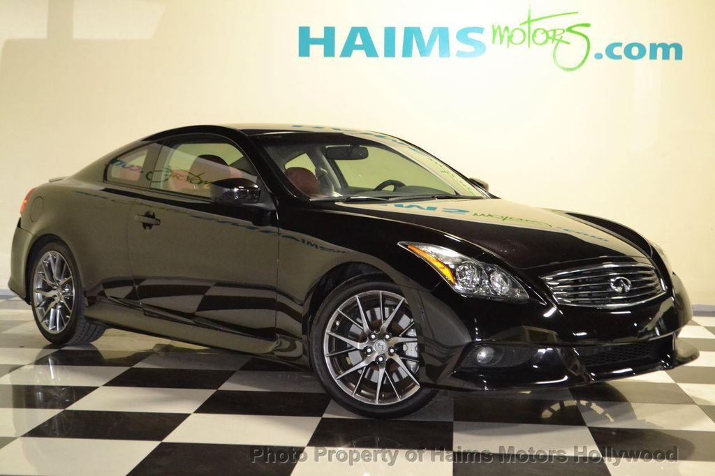 2012 Used INFINITI G37 Coupe 2dr IPL RWD at Haims Motors Serving