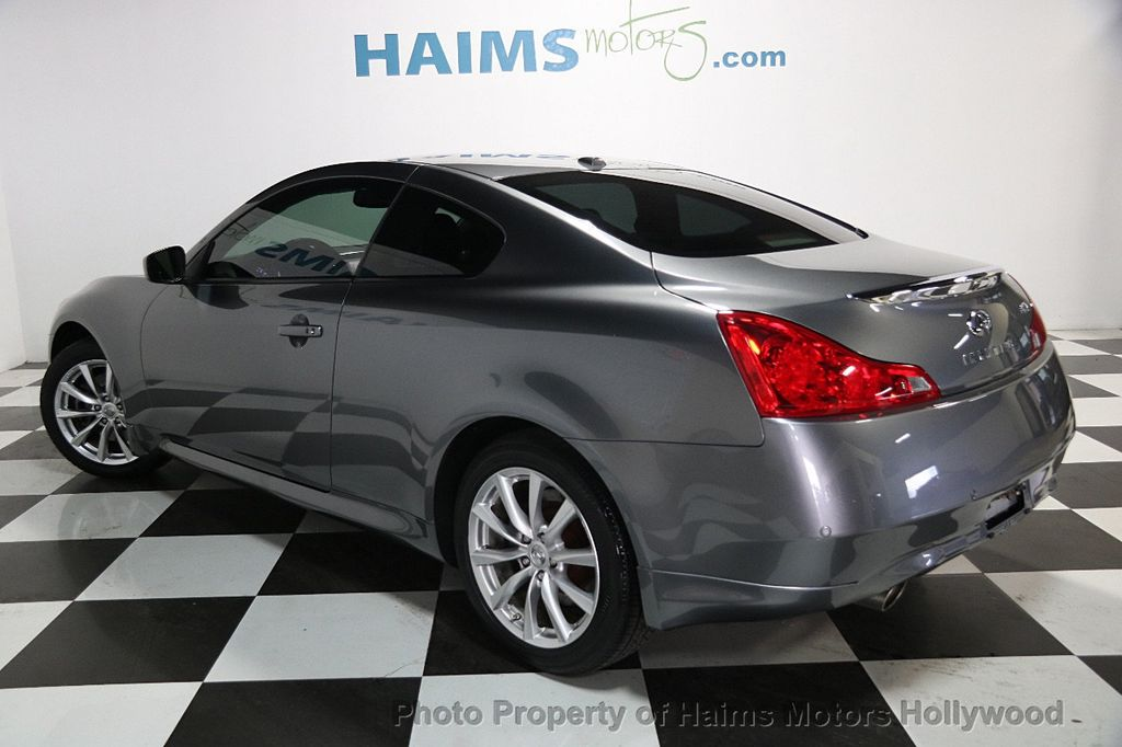 2012 Used Infiniti G37 Coupe Awd At Haims Motors Ft