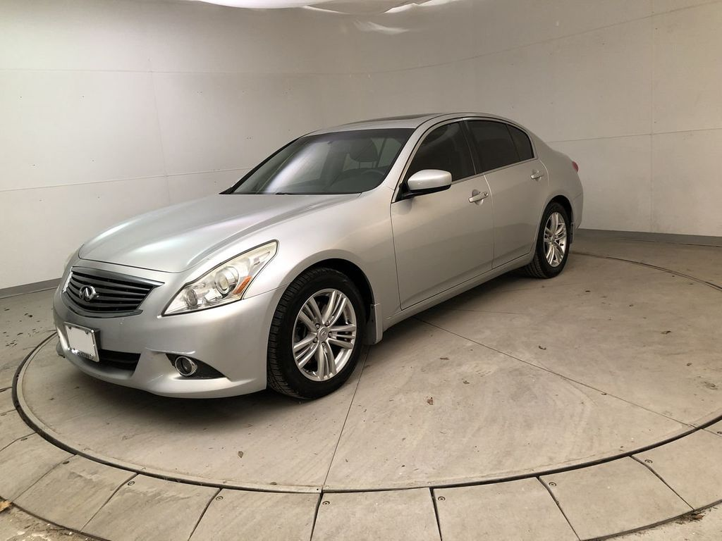 2012 Used Infiniti G37 Sedan 4dr Journey Rwd At Mini Of Austin Serving Austin Waco Tx Iid 20521855