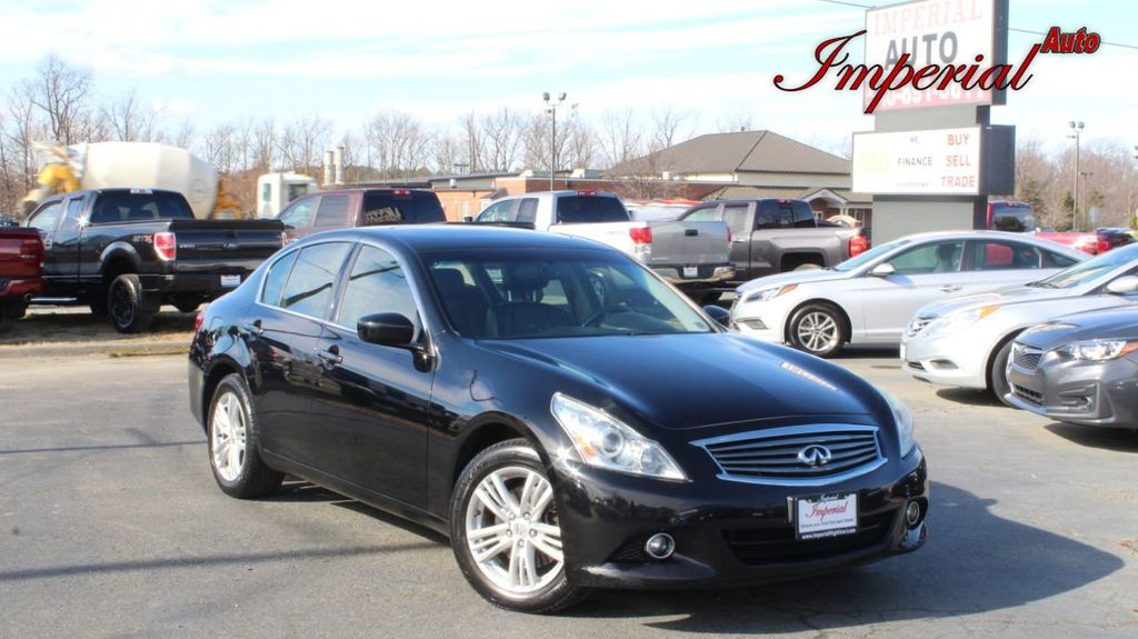 2012 Used Infiniti G37 Sedan 4dr X Limited Edition Awd At Imperial Highline Serving Dc Maryland Virginia Va Iid 20371878