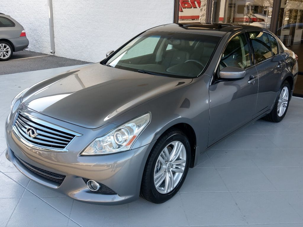 2012 Used Infiniti G37 Sedan Nav Heated Seats Awd Backup Camera At Michs Foreign Cars Serving Hickory Nc Iid 20508834