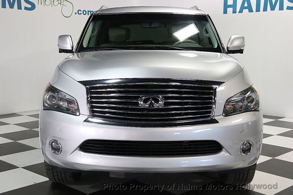 2012 Used INFINITI QX56 2WD 4dr 7passenger at Haims Motors