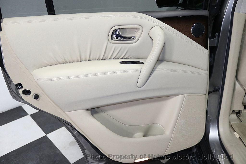 2012 INFINITI QX56 2WD 4dr 7-passenger - 18618526 - 11