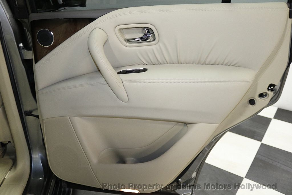 2012 INFINITI QX56 2WD 4dr 7-passenger - 18618526 - 12