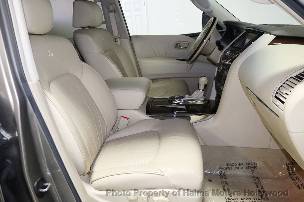 2012 INFINITI QX56 2WD 4dr 7-passenger - 18618526 - 14