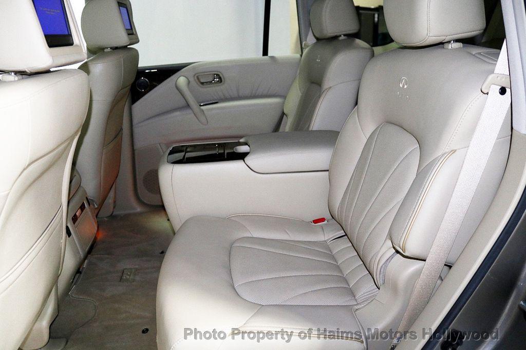 2012 INFINITI QX56 2WD 4dr 7-passenger - 18618526 - 19