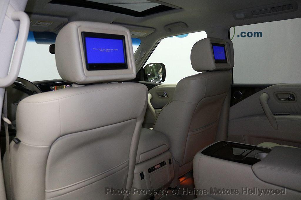 2012 INFINITI QX56 2WD 4dr 7-passenger - 18618526 - 20