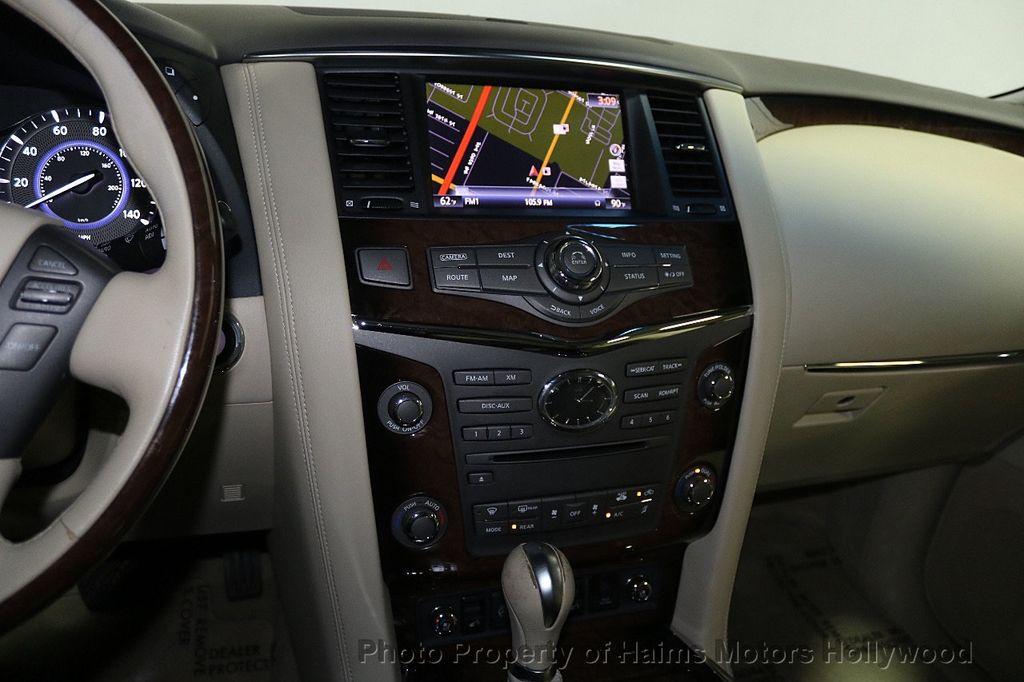 2012 INFINITI QX56 2WD 4dr 7-passenger - 18618526 - 24