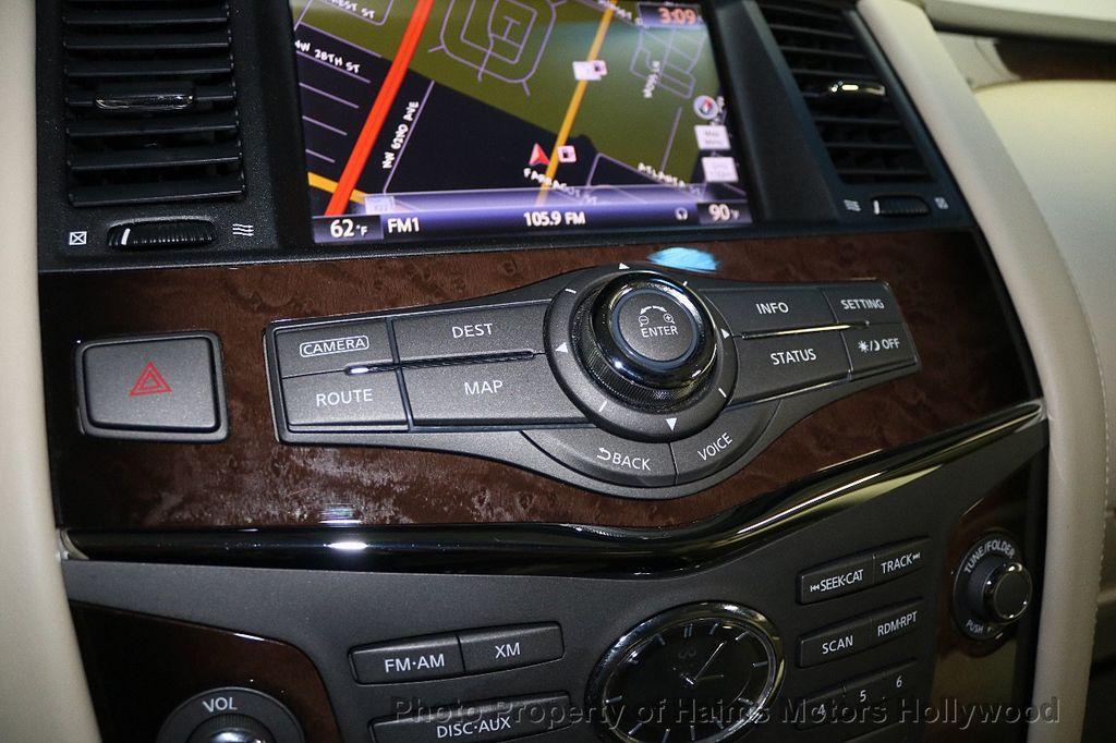 2012 INFINITI QX56 2WD 4dr 7-passenger - 18618526 - 25
