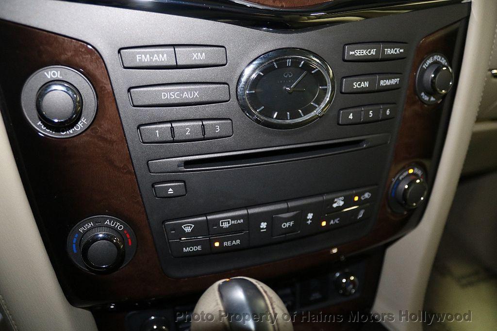 2012 INFINITI QX56 2WD 4dr 7-passenger - 18618526 - 26