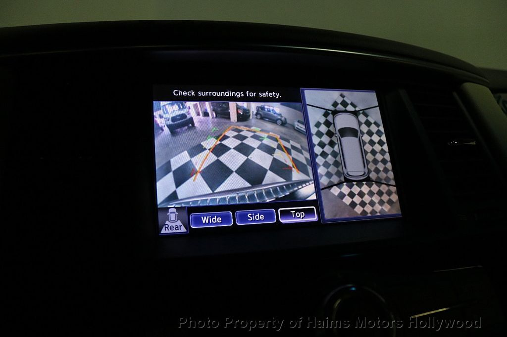 2012 INFINITI QX56 2WD 4dr 7-passenger - 18618526 - 37