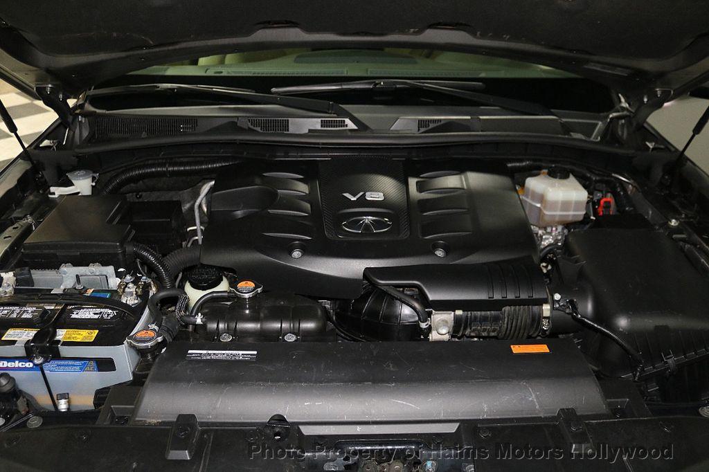 2012 INFINITI QX56 2WD 4dr 7-passenger - 18618526 - 39