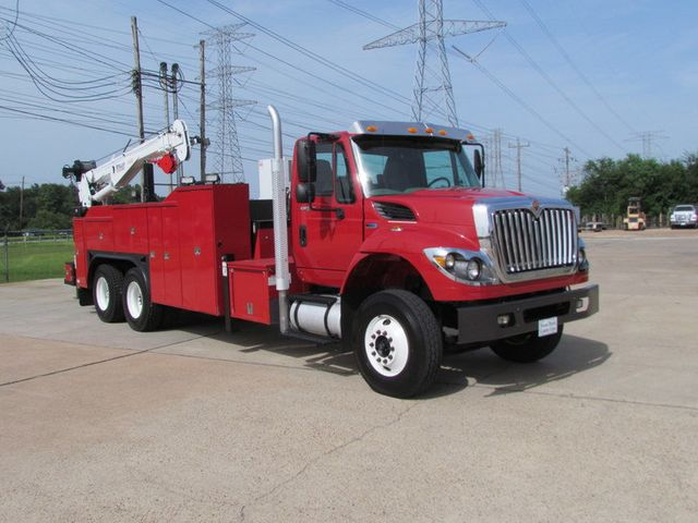 2012 International 7400 Mechanics Service Truck - 15787971 - 1