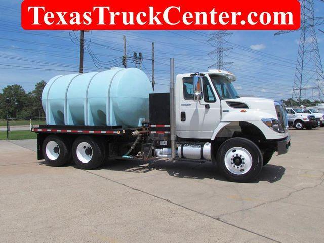 2012 used international 7400 water truck at texas truck center rh houston automotive group texas truck center e