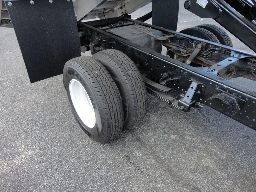 2012 Isuzu NPR 14FT ALUM TRASH DUMP TRUCK...NEW AD FAB DUMP BODY. - 18113609 - 20