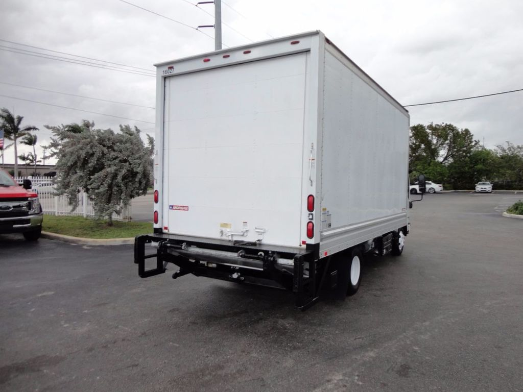 2012 Isuzu NPR HD 16FT DRY BOX.. TUCK UNDER ALUMINUM LIFTGATE - 16156714 - 9