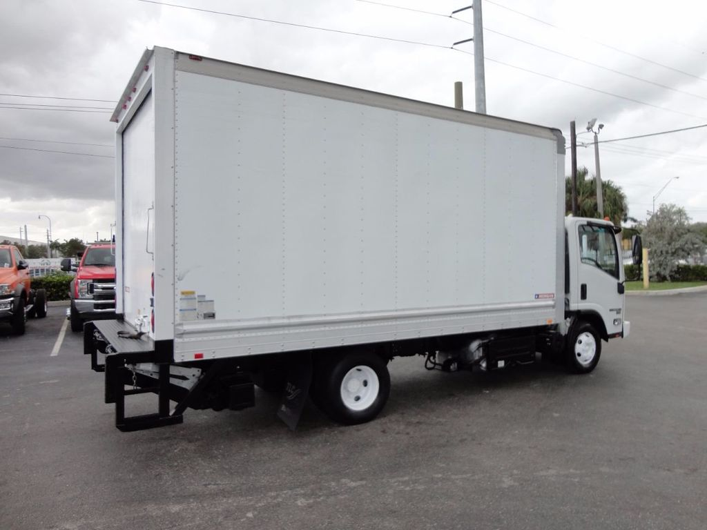 2012 Isuzu NPR HD 16FT DRY BOX.. TUCK UNDER ALUMINUM LIFTGATE - 16156714 - 10