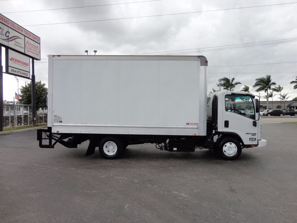 2012 Isuzu NPR HD 16FT DRY BOX.. TUCK UNDER ALUMINUM LIFTGATE - 16156714 - 11