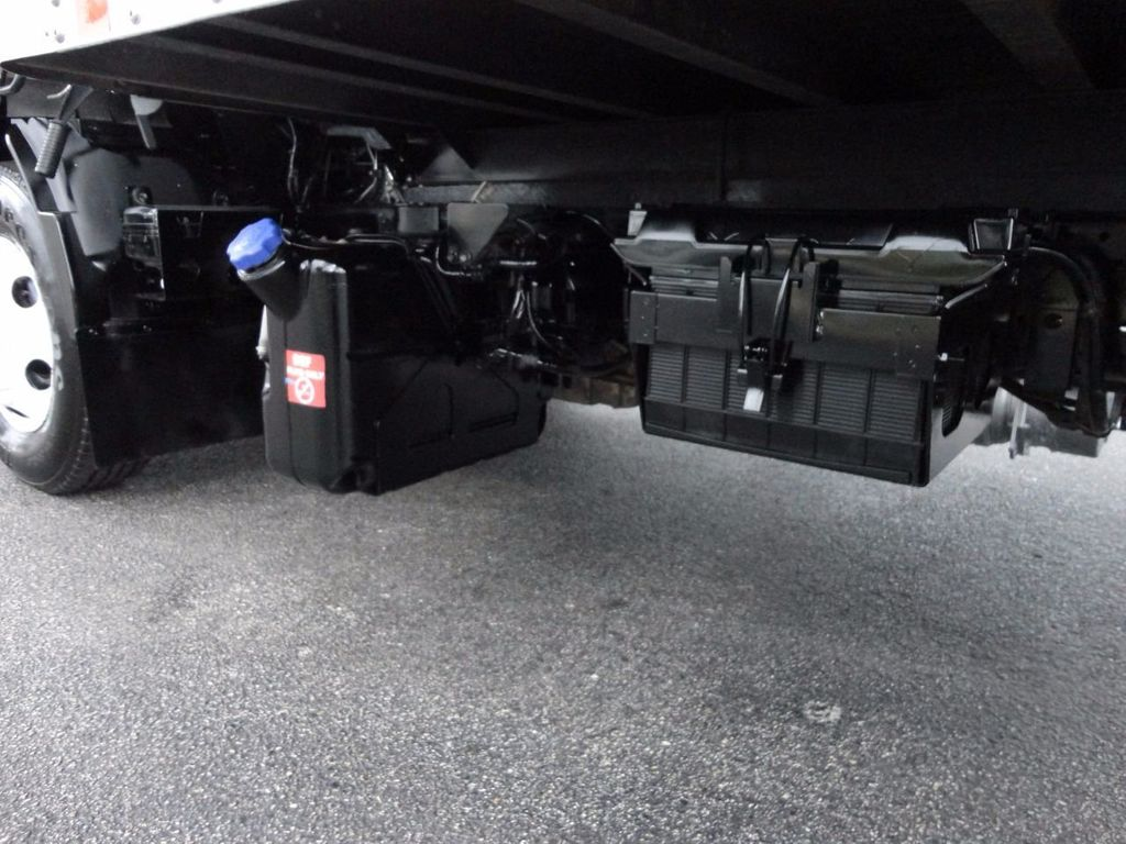 2012 Isuzu NPR HD 16FT DRY BOX.. TUCK UNDER ALUMINUM LIFTGATE - 16156714 - 16