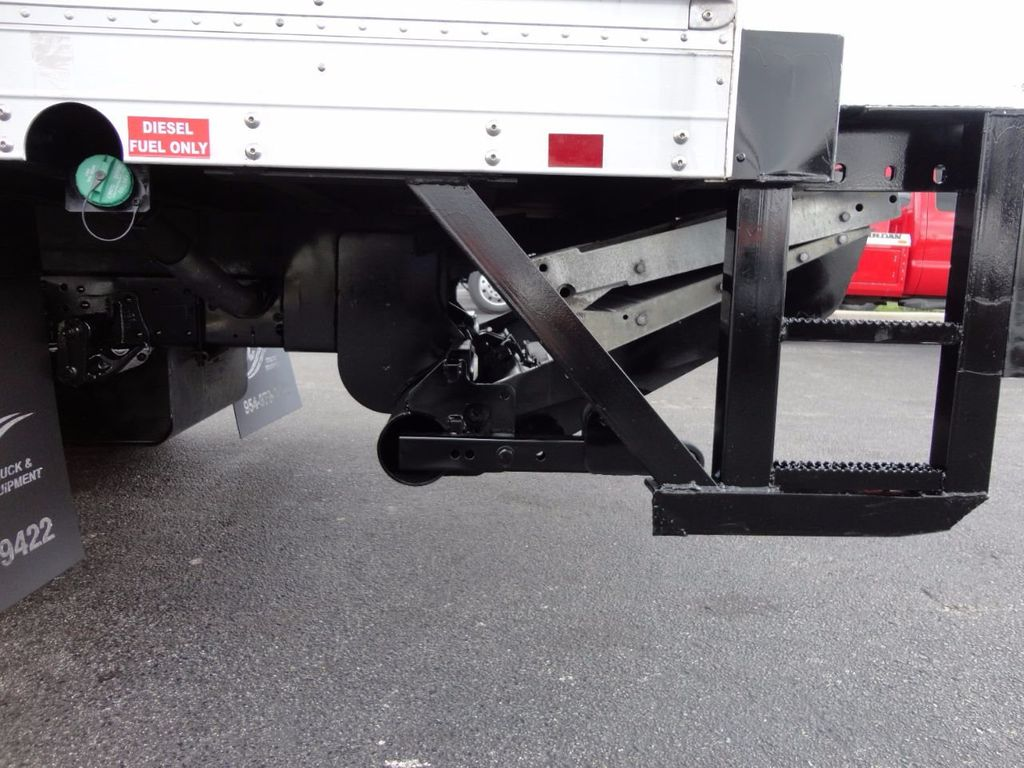 2012 Isuzu NPR HD 16FT DRY BOX.. TUCK UNDER ALUMINUM LIFTGATE - 16156714 - 18