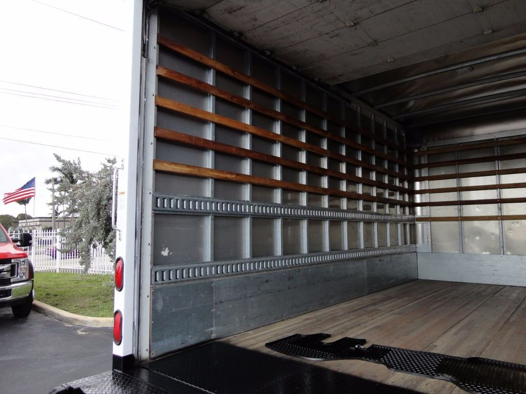 2012 Isuzu NPR HD 16FT DRY BOX.. TUCK UNDER ALUMINUM LIFTGATE - 16156714 - 23