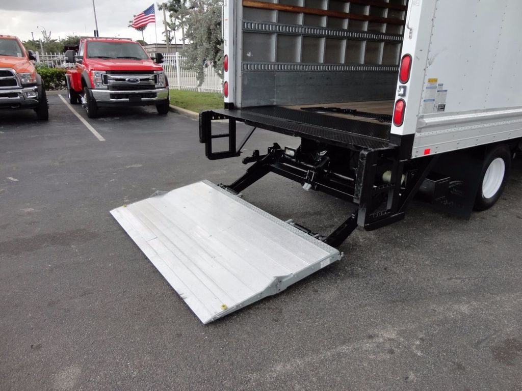 2012 Isuzu NPR HD 16FT DRY BOX.. TUCK UNDER ALUMINUM LIFTGATE - 16156714 - 25