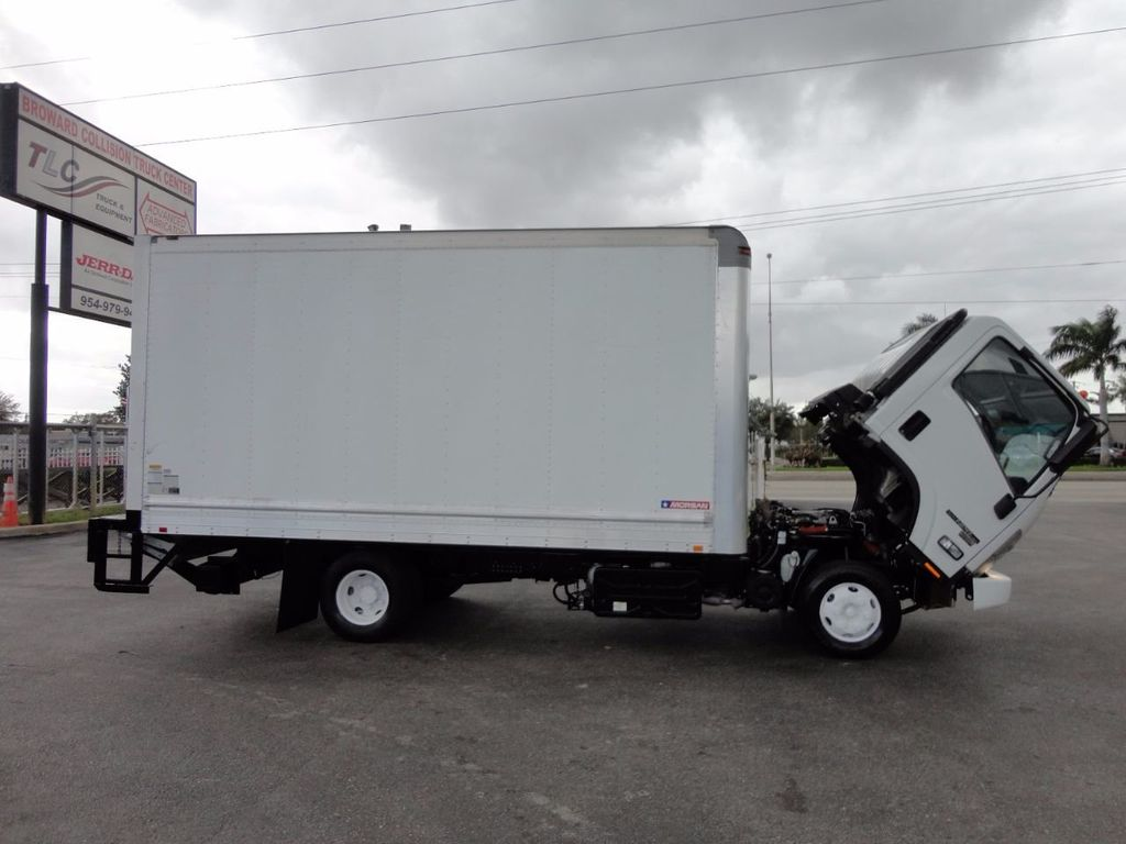 2012 Isuzu NPR HD 16FT DRY BOX.. TUCK UNDER ALUMINUM LIFTGATE - 16156714 - 38