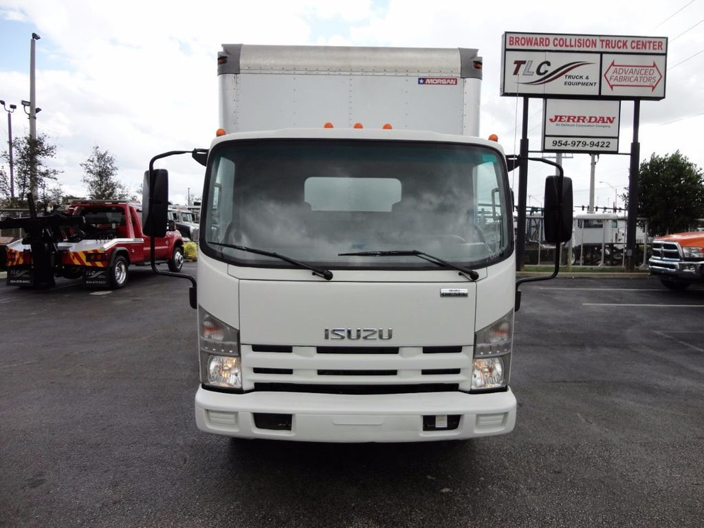 2012 Isuzu NPR HD 16FT DRY BOX.. TUCK UNDER ALUMINUM LIFTGATE - 16156714 - 3