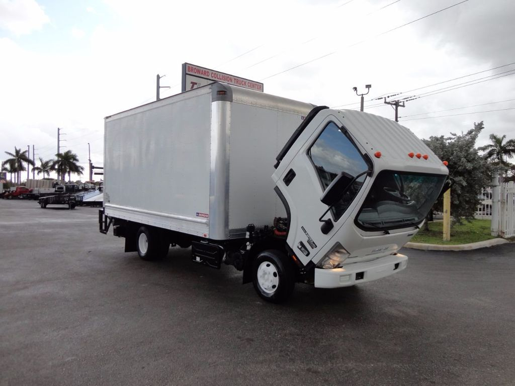 2012 Isuzu NPR HD 16FT DRY BOX.. TUCK UNDER ALUMINUM LIFTGATE - 16156714 - 39