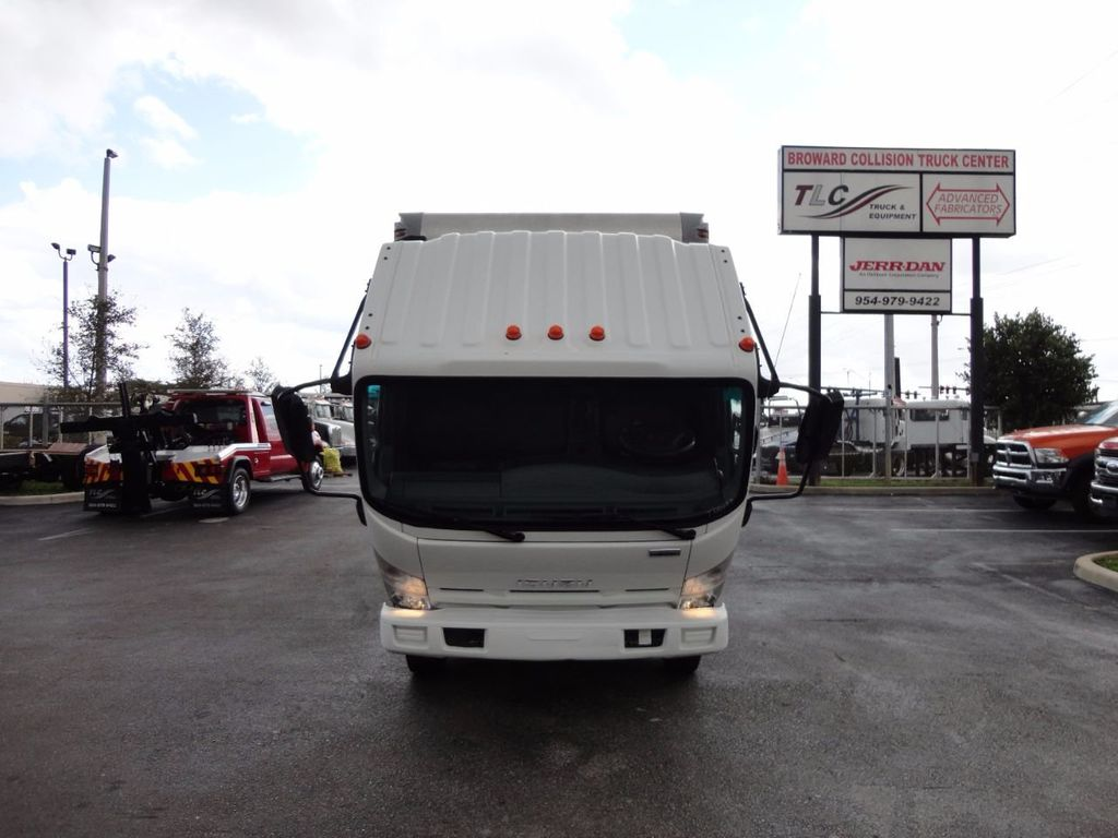 2012 Isuzu NPR HD 16FT DRY BOX.. TUCK UNDER ALUMINUM LIFTGATE - 16156714 - 40