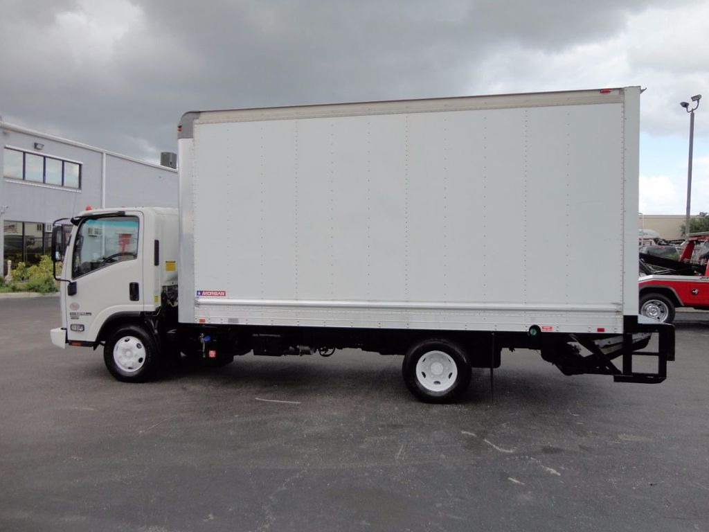 2012 Isuzu NPR HD 16FT DRY BOX.. TUCK UNDER ALUMINUM LIFTGATE - 16156714 - 5