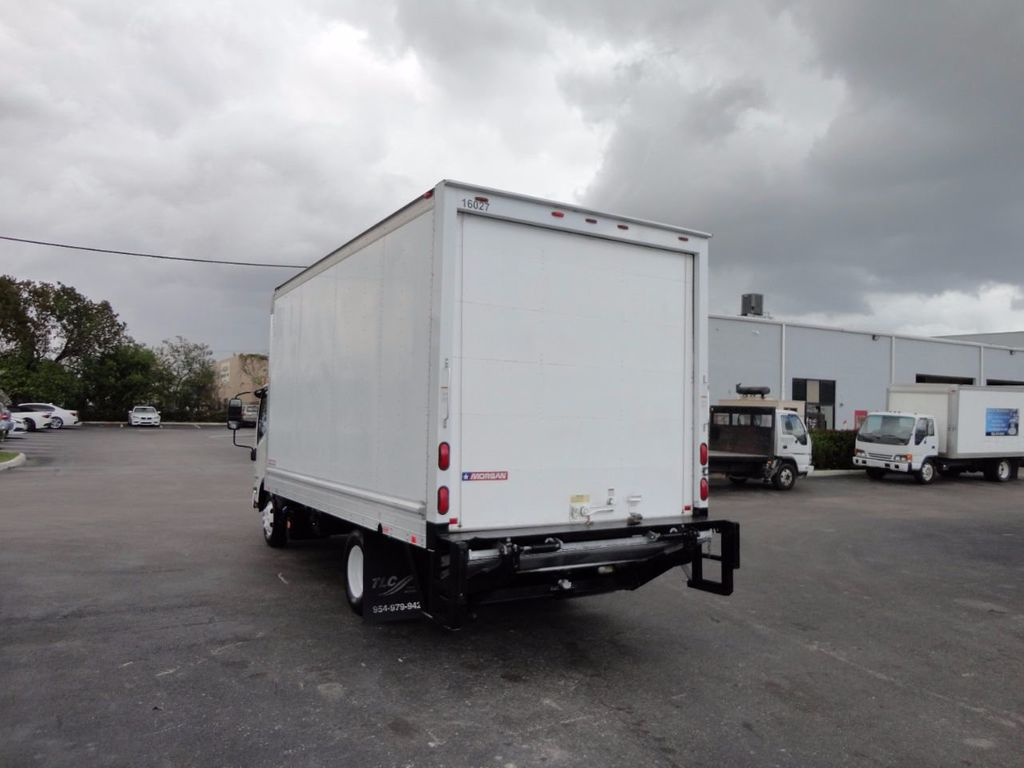2012 Isuzu NPR HD 16FT DRY BOX.. TUCK UNDER ALUMINUM LIFTGATE - 16156714 - 7