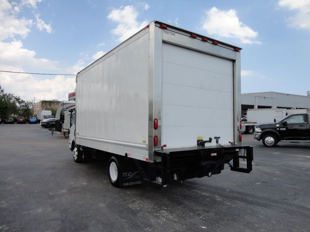 2012 Isuzu NPR HD 16FT REFRIGERATED BOX / SELF CONTAINED CARRIER UNIT - 17538040 - 9