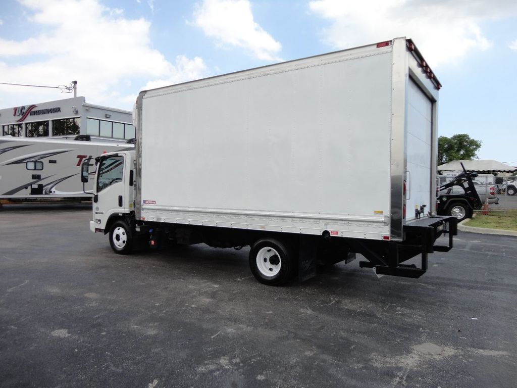 2012 Isuzu NPR HD 16FT REFRIGERATED BOX / SELF CONTAINED CARRIER UNIT - 17538040 - 10