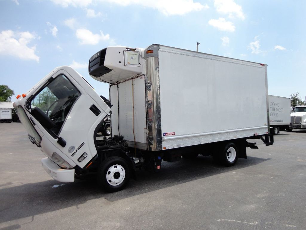 2012 Isuzu NPR HD 16FT REFRIGERATED BOX / SELF CONTAINED CARRIER UNIT - 17538040 - 30