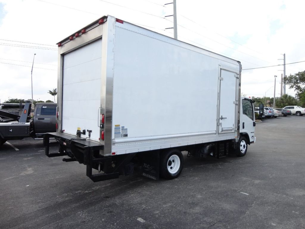2012 Isuzu NPR HD 16FT REFRIGERATED BOX / SELF CONTAINED CARRIER UNIT - 17538040 - 6
