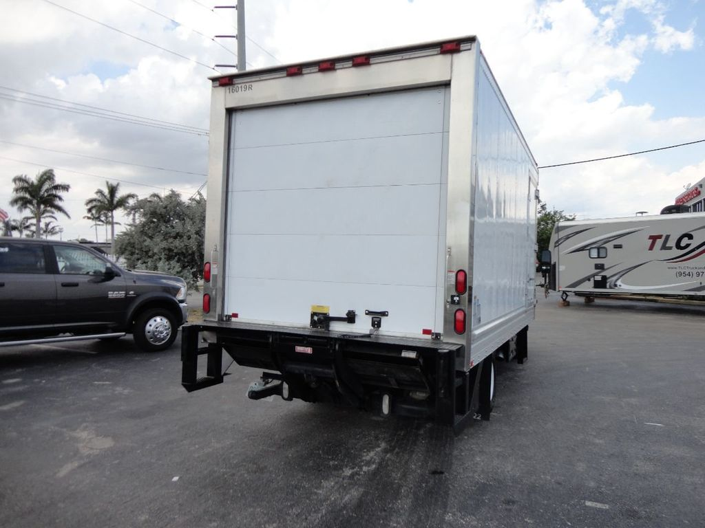2012 Isuzu NPR HD 16FT REFRIGERATED BOX / SELF CONTAINED CARRIER UNIT - 17538040 - 7