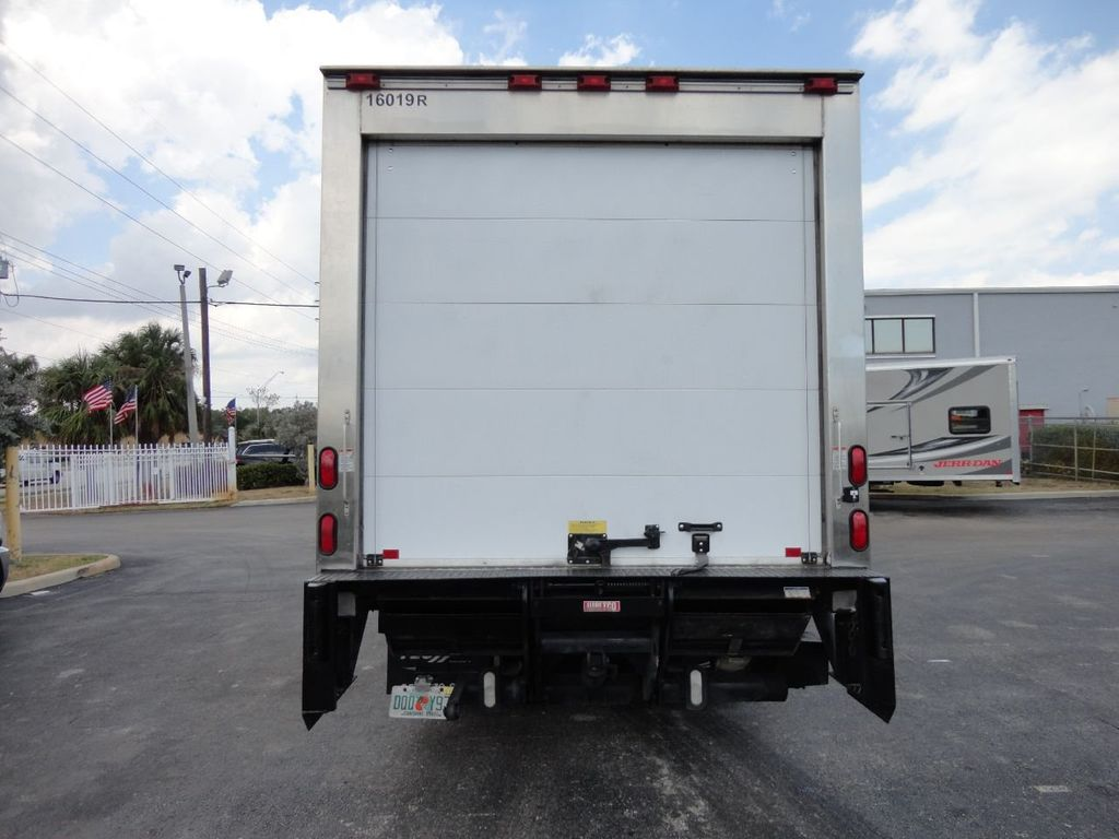 2012 Isuzu NPR HD 16FT REFRIGERATED BOX / SELF CONTAINED CARRIER UNIT - 17538040 - 8