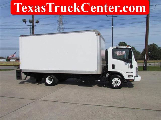 2012 Isuzu NPR HD Box Truck 4x2 - 12502371 - 0