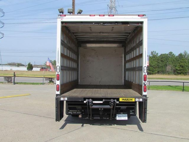 2012 Isuzu NPR HD Box Truck 4x2 - 12502371 - 9