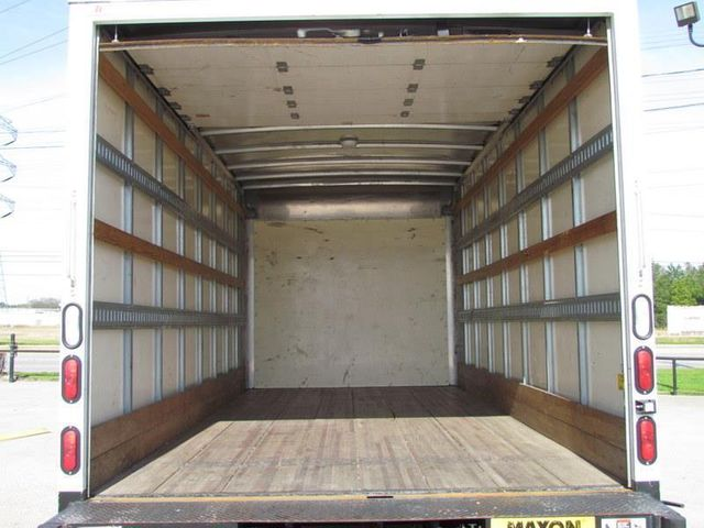 2012 Isuzu NPR HD Box Truck 4x2 - 12502371 - 10
