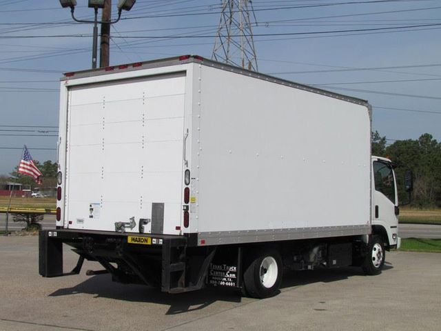 2012 Isuzu NPR HD Box Truck 4x2 - 12502371 - 12